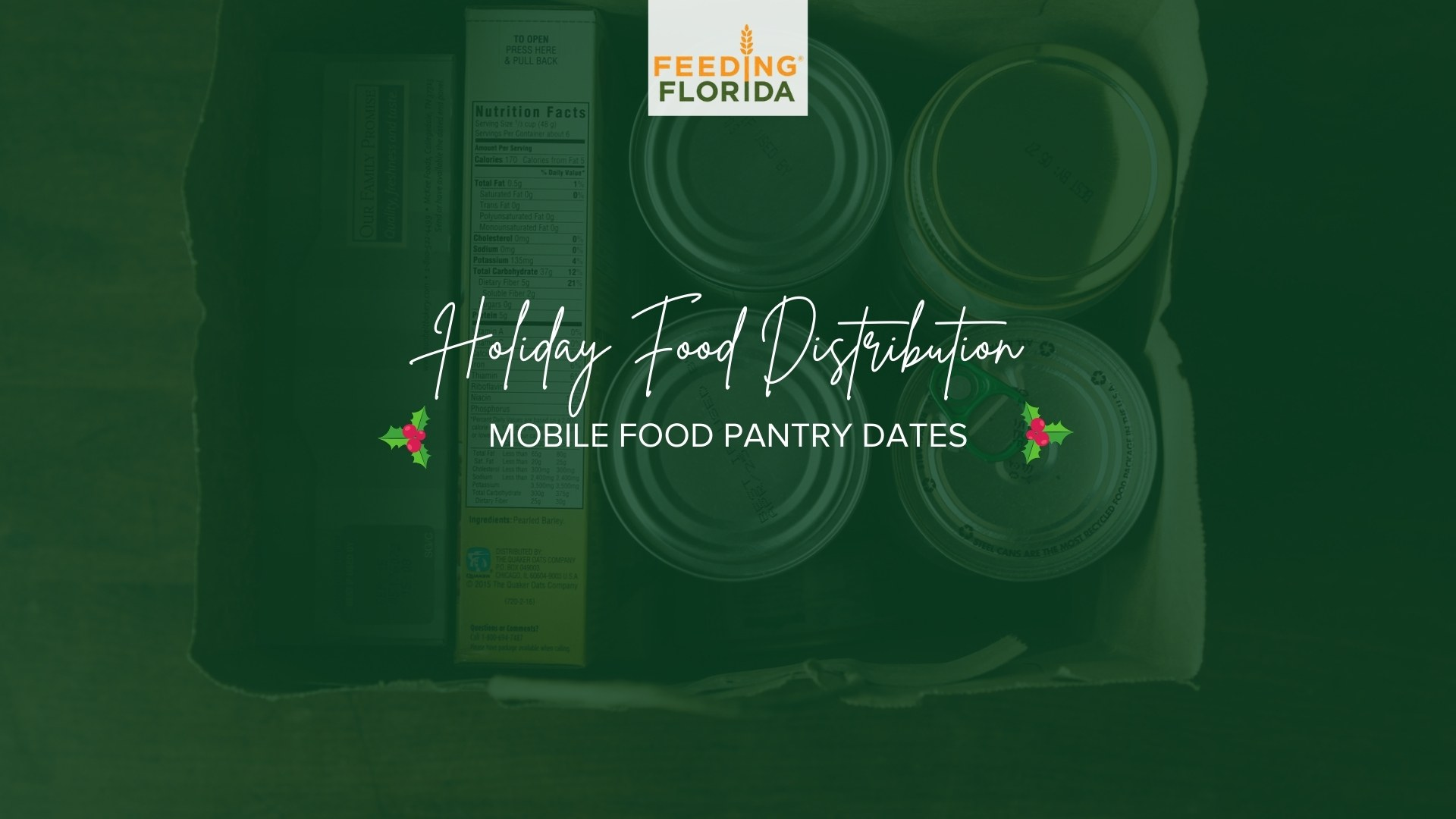 Feeding Florida | Community Life Church, Gulf Breeze, FL |